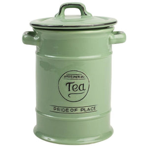 Pride Of Place Green Tea Jar
