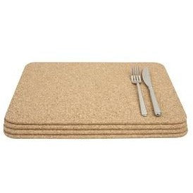 T&G Set 4 Large Rectangular Mats