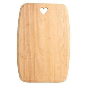 T&G Large Colonial Heart Board