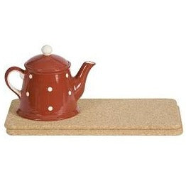 T&G Set 2 Rectangular Cork Hot Pot Stand