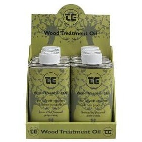 T&G Wood Treatment Oil