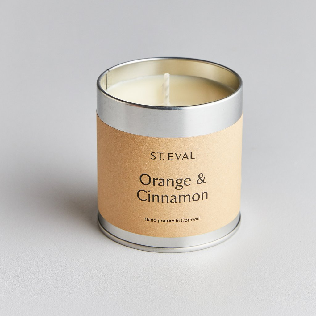 St. Eval Orange & Cinnamon Collection