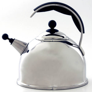AGA Stainless Steel Whistling Kettle - All Colours
