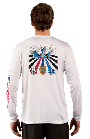 First Responder Appreciation Performance Shirt