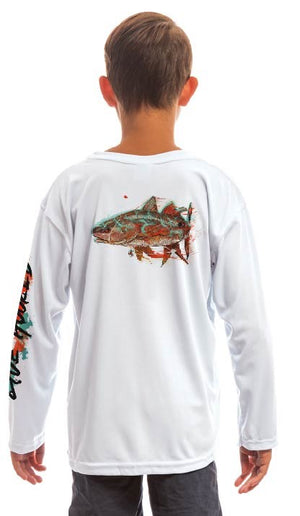 REDFISH (YOUTH) Performance Shirt