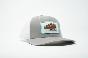TRUCKER HAT: REDFISH