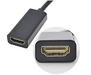 Displayport naar HDMI adapter - Qost