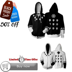 Black Friday / Cyber Monday Deal #16 | Naruto | 2 Hoodies Bundle - Hoodielovers