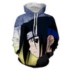 Image of KID ITACHI UCHIHA 3D JACKET - NARUTO HOODIE - Hoodielovers