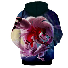 Pokemon Hoodie - Pokemon Jacket