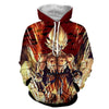Image of Black Friday / Cyber Monday Deal #6 | Dragon Ball Z | 2 Hoodies Bundle - Hoodielovers