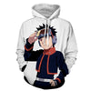 Image of OBITO UCHIHA YOUTH 3D JACKET - NARUTO HOODIE - Hoodielovers
