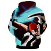 Image of Ichigo Shinigami Striking 3D Hoodie - Hoodielovers