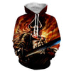 Image of Ichigo Full Hollow Vasto Lorde Tensa Zengatsu Bleach 3D Hoodie - Hoodielovers