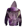 Image of Naruto Hoodie - Naruto 3D Hoodie - Zip Up Jacket - Hoodielovers