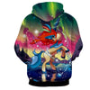 Image of Pokemon Hoodie - Ponyta Hoodie - Pokemon Jacket - Hoodielovers