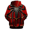 Image of Awesome Spiderman 3D Hoodie - Jacket - Hoodielovers