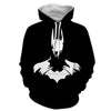 Image of Cosmic Batman 3D Hoodie - Jacket - Hoodielovers