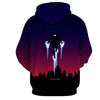 Image of Iron Man 3D Printed Dark Hoodie - Hoodielovers