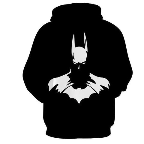 Cosmic Batman 3D Hoodie - Jacket - Hoodielovers