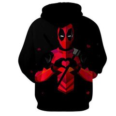 Deadpool Hoodie - Awesome Deadpool Hoodie - Deadpool Jacket