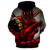 Image of Deadpool Hoodie - Badass Deadpool Hoodie - Deadpool Jacket - Hoodielovers