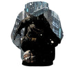 Image of Verbalization Batman 3D Hoodie - Jacket - Hoodielovers