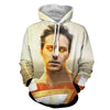 Image of Shazam Face 3D Hoodie - Jacket - Hoodielovers