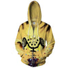 Image of Naruto Hoodie - 3D Hoodie - Zip Up Jacket - Hoodielovers