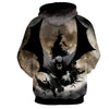 Image of Batman Amazing 3D Hoodie - Batman Jacket - Hoodielovers