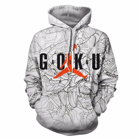 Dragon Ball Z - Goku Simple Hoodie - Hoodielovers