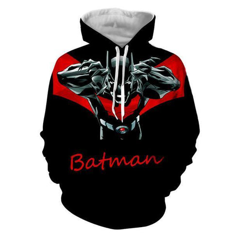 Intrinsic Batman 3D Hoodie - Jacket - Hoodielovers