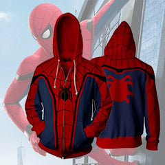 Spiderman Jacket - Spiderman Hoodie - Spiderman Zip up - Hoodielovers