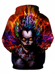 Water Color Art Joker Hoodie - 3D Hoodie