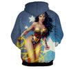 Image of Seductive Wonder Women 3D Hoodies - Wonder Women Clothing - Jacket - Hoodielovers