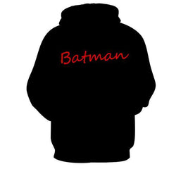 Intrinsic Batman 3D Hoodie - Jacket
