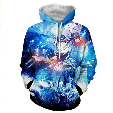 Fairy Tail Wendy Marvell 3D Hoodies - Hoodielovers