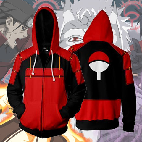 Black Friday / Cyber Monday Deal #17 | Naruto | 3 Hoodies Bundle - Hoodielovers
