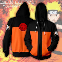 Black Friday / Cyber Monday Deal #21 | Naruto | 3 Hoodies Bundle