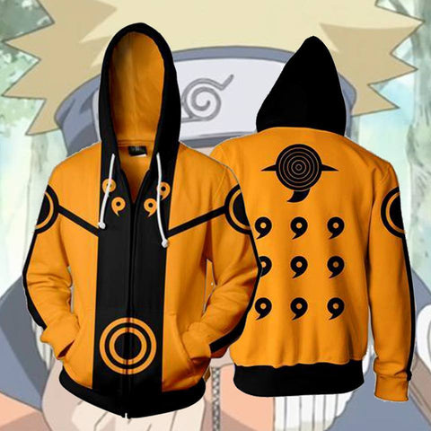Black Friday / Cyber Monday Deal #14 | Naruto | 2 Hoodies Bundle - Hoodielovers