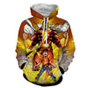 Image of Dominant Shazam 3D Hoodie - Jacket - Hoodielovers