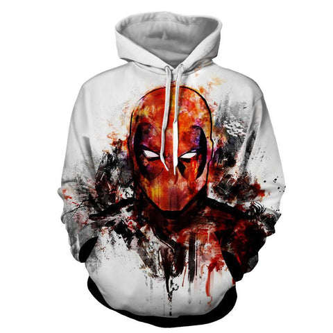 Deadpool Hoodie - Epic Deadpool - Deadpool Jacket - Hoodielovers