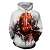 Image of Deadpool Hoodie - Epic Deadpool - Deadpool Jacket - Hoodielovers