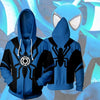 Image of SPIDERMAN HOODIE - ZIP UP HOODIE - JACKET - Hoodielovers