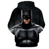 Image of Sham Batman 3D Hoodie - Jacket - Hoodielovers