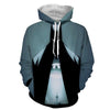 Image of Feral Batman 3D Hoodie - Jacket - Hoodielovers