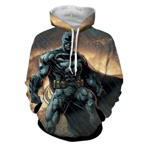 Stiletto Batma 3D Hoodie - Jacket - Hoodielovers