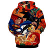 Image of Justice League 3D Printed Hoodie All Super Heros - Hoodielovers