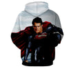Image of MAN OF STEEL 3D HOODIE - Hoodielovers