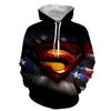 Image of SUPERMAN STANDS FOR HOPE 3D HOODIE - Hoodielovers